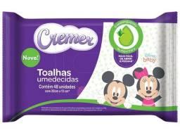 Lenços Umedecidos Cremer Disney Baby c/48 unidades (limitado)