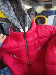 Jaqueta muito boa dois tipos de tamanhos