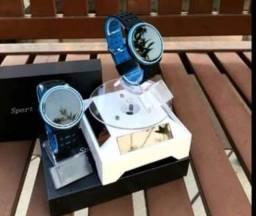 Smartwatch P71 A prova D'água.
