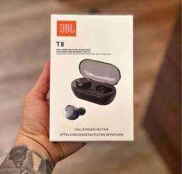 JBL T8 Wireless# fone top, Em Promoção!!