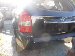 Hyundai tucson 2.0 16v 2012 sucata somente peças