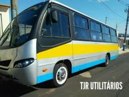 Micro ônibus ibrava escolar 33 lugares ano 2010 /2010 - 2010