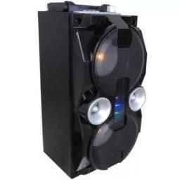 Caixa De Som Portátil Bluetooth D-bh2807 Alta Potência