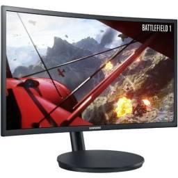 Monitor Gamer Samsung Curvo 24´ Full HD 144Hz