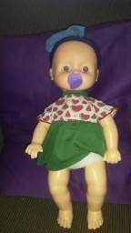 Palhaço Dançarino e Boneca Meu Bebé Da Estrela
