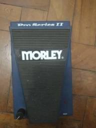 Pedal WAH WAH P/Baixo Morley Pro Séries II