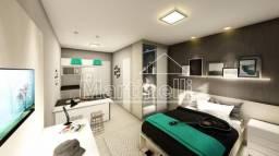 Apartamento à venda com 1 dormitórios em Vila amelia, Ribeirao preto cod:V30692