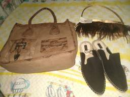 Bolsas e Sapato