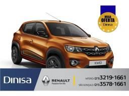 Renault Kwid 1.0 12v sce flex zen manual - 2020
