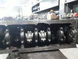 Motor scania k124