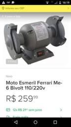 Maquina MOTO ESMERIL 6