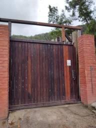 Portão de cruzeta, madeira para vida toda