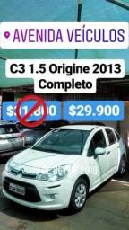 C3 1.5 Flex Origine Completo - 2013