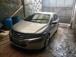 Honda City LX 2010 Aut - 2010