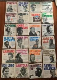 24 Lps Da Coleção História Da Música Popular Brasileira