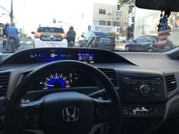 Civic Lxr 2.0 automático 14/15 - 2014