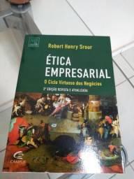 Livro Ética Empresarial - O Ciclo Virtuoso dos Negócios