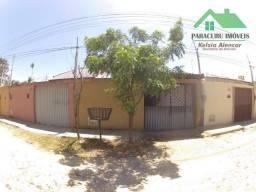 Casa de três quartos no bairro Lagoa em Paracuru