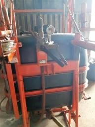 Pulverizador Jacto 600 Litros com barras de 12 metros