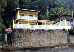 Casa de 03 quartos com linda vista na praia aguada Ilha de Itacuruçá - Mangaratiba