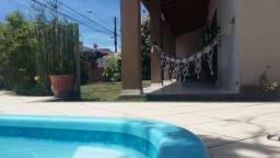 Casa 750 MT² Jacaraípe, 150 metros da praia. esquina, mobiliada, 4 quartos suíte