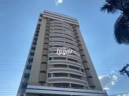 Apartamento com 3 dormitórios para alugar, 150 m² por R$ 2.800/mês - Barbosa - Marília/SP