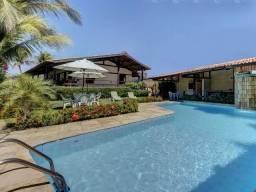 Alugo Linda Casa - 15 pessoas a 200m da Praia - Próxima Beach Park