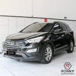 Hyundai Santa Fe 3.3 Gasolina 4x4 V6 - 2015