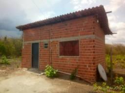 Casa em terreno 24x40m Lagoa do Piaui