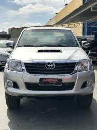 Hilux SR 2012/2102 3.0 turbo diesel 4X4 - 2012