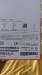 Redmi Xiaomi Redmi note 7 (Impecável somente venda)