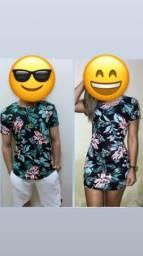 Vestido e Camisa