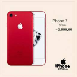 Iphone 7 128GB NOVO
