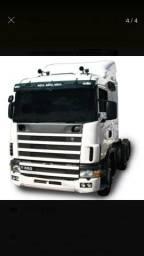 Parachoque Scania