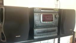 Radio Aiwa nsx999 MKll ótimo estado