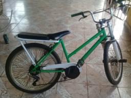 Bicicleta medio