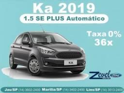 Ford ka 1.5 Ti-vct se Plus - 2019