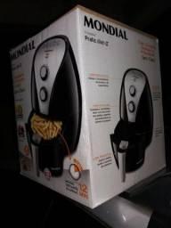 Fritadeira Elétrica Mondial 3L Preta Nova na caixa com garantia