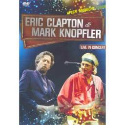 DVD Eric Clpaton After Midnight ao vivo