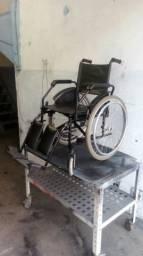 Manutenção Geral em Cadeiras de rodas/Banho/Etc