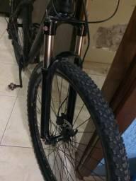 Suspensão para bicicleta aro 29