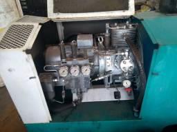 Motor e concha