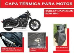 Capa Térmica Harley Davidson Iron 883 / Fat Boy * Entrega Grátis