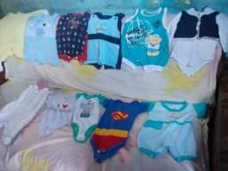 Roupas de bebê (menino)
