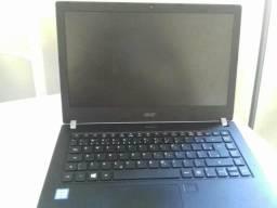 Notebook semi novo acer core i3 7 geracao