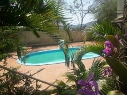 Casa com piscina para temporada em bonito ms