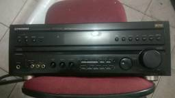 Receiver de áudio & vídeo - Pioneer vsx 606s