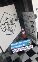 Busco sócio investidor Para BarberShop