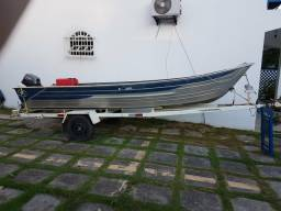 Barco de Aluminio - 2014