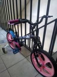 Bicicleta Caloi moster hair